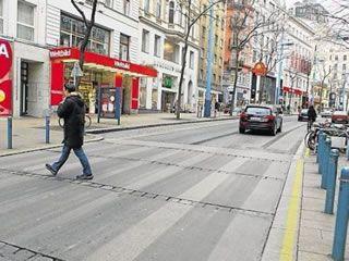 Mieten in Mariahilfer Straße sinken um zehn Prozent