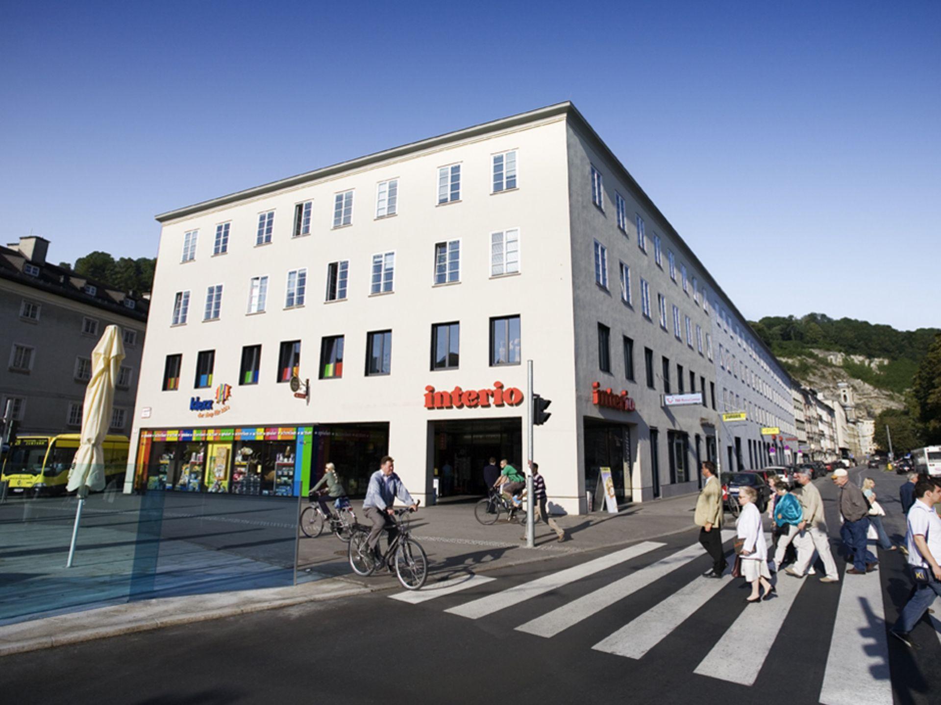 Ferdinand Hanusch Platz 1 5020 Salzburg Ava Hof örag Immobilien