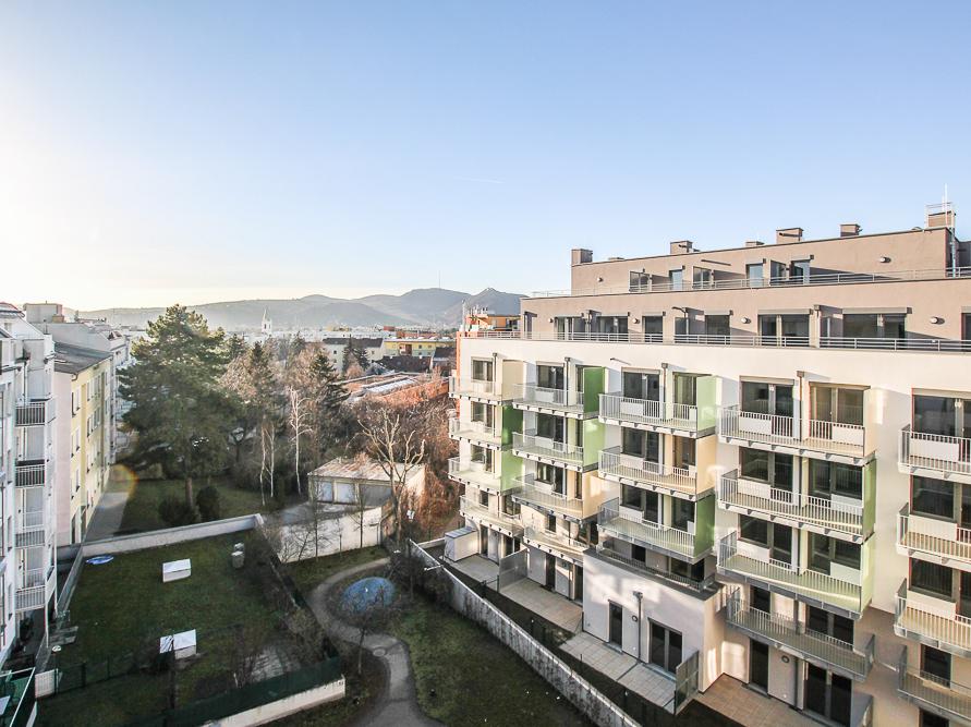 Wunderschöne, moderne Neubauwohnungen in Jedlesee in 1210 Wien zu mieten