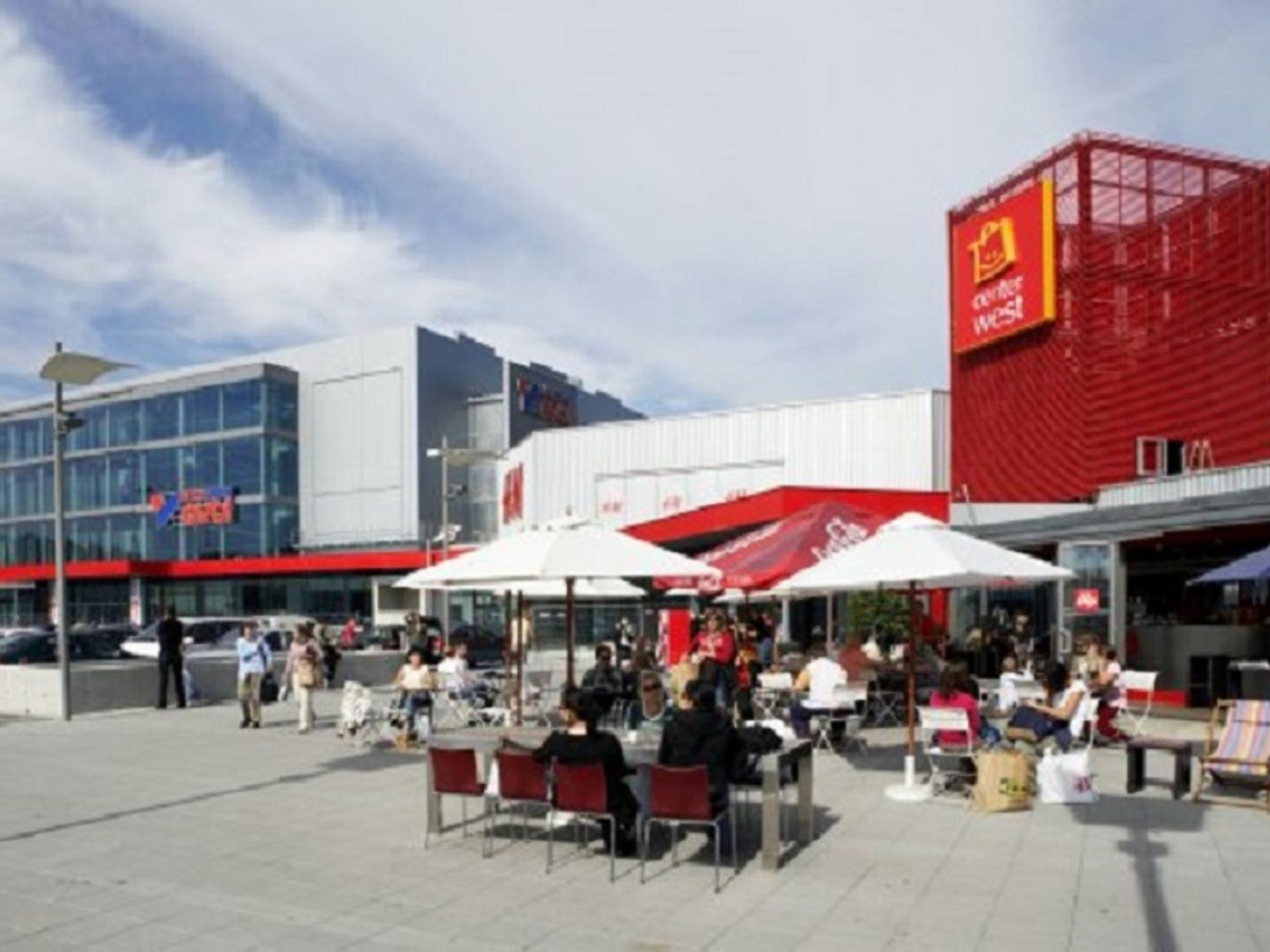 Inter IKEA Shopping Centers