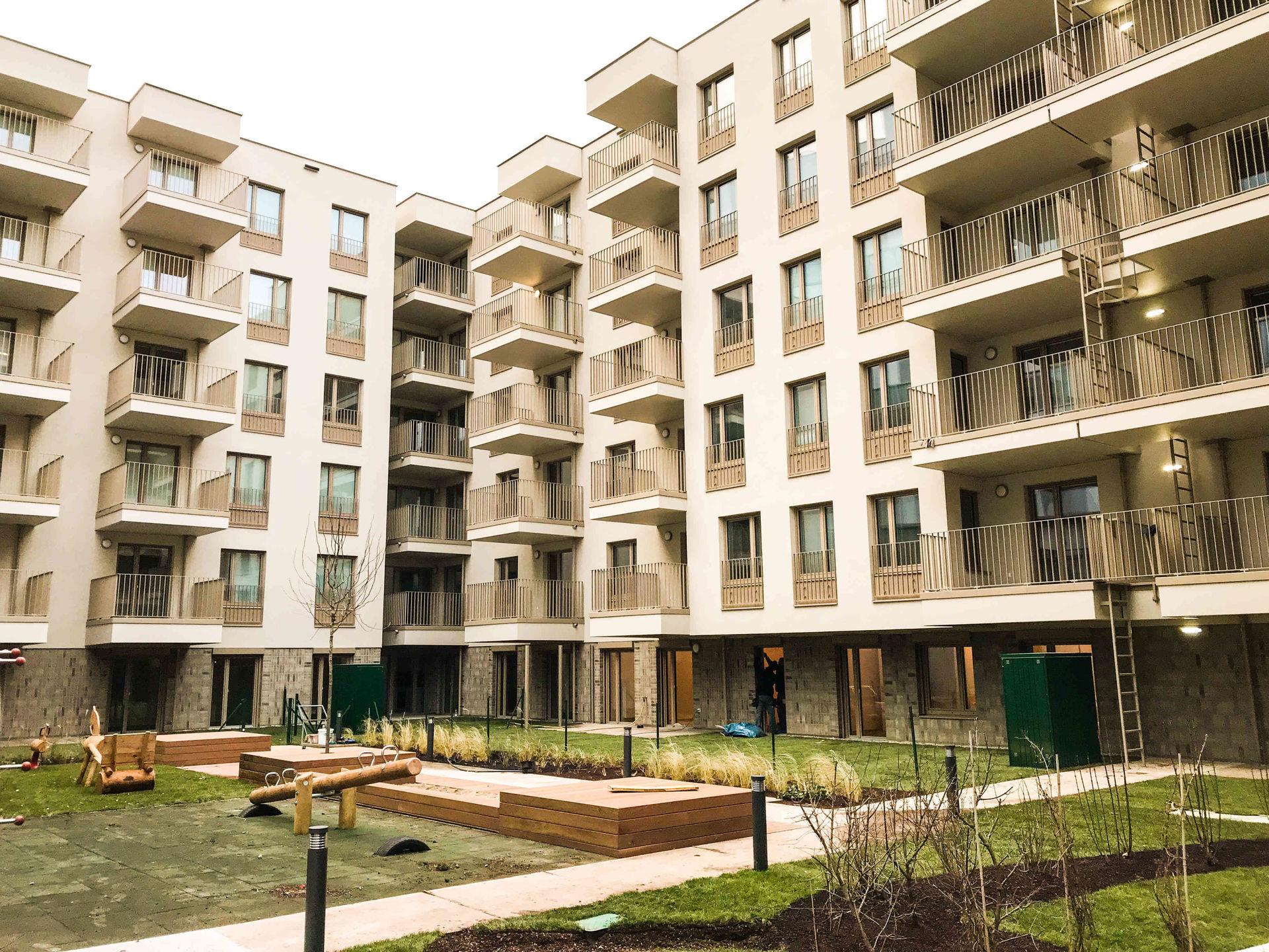 Laendyard - Tolle Mietwohnungen zwischen Prater und City