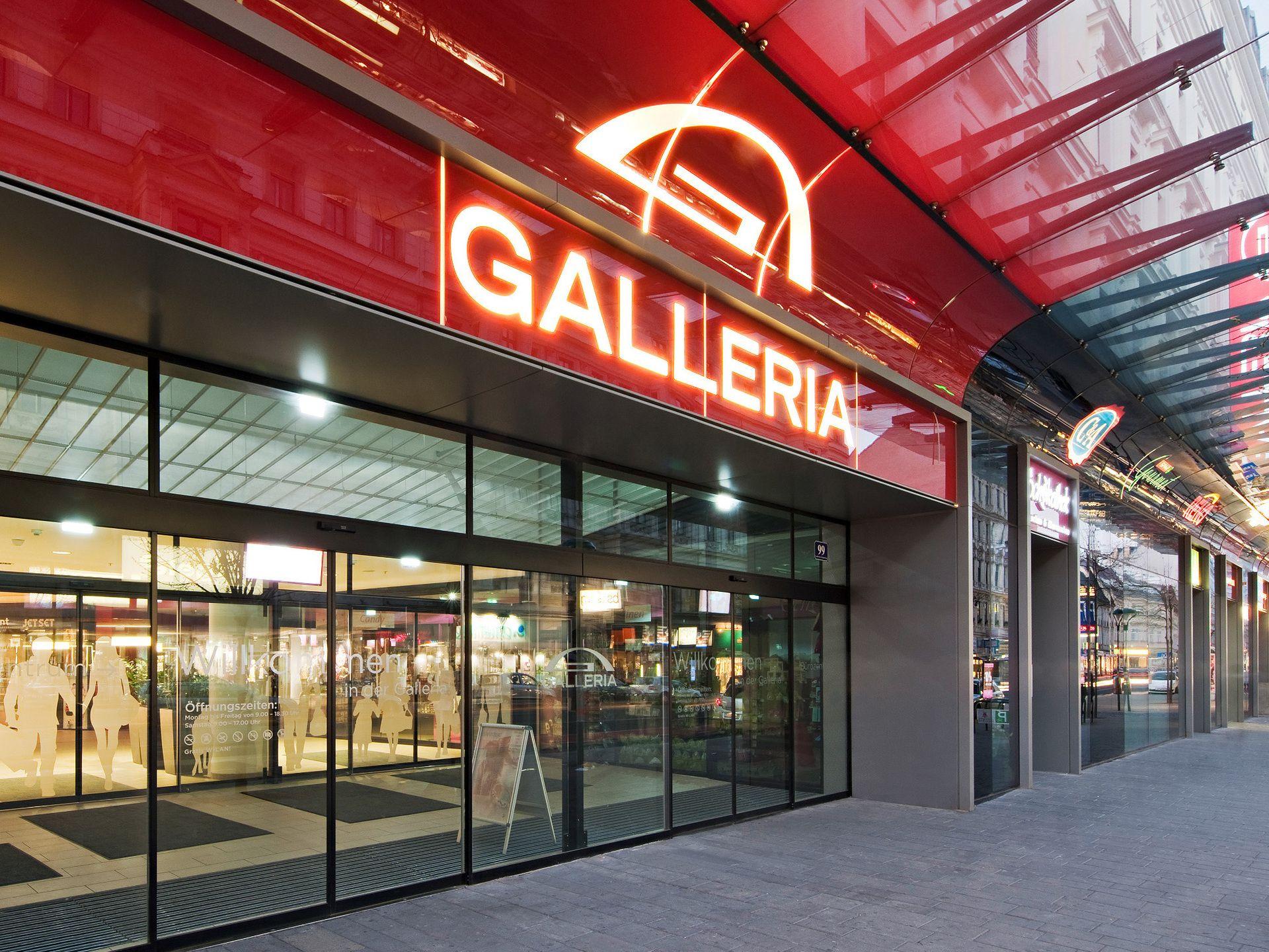 Landstraßer Hauptstraße 97-101, 1030 Wien - Galleria