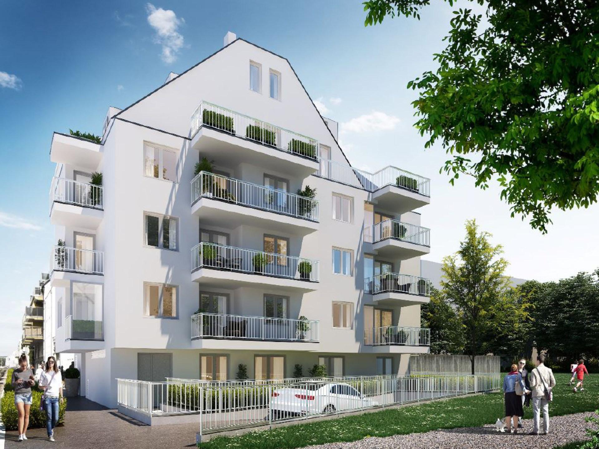Neubauwohnungen zur Vorsorge oder Eigennutzer - zu kaufen in 1220 Wien