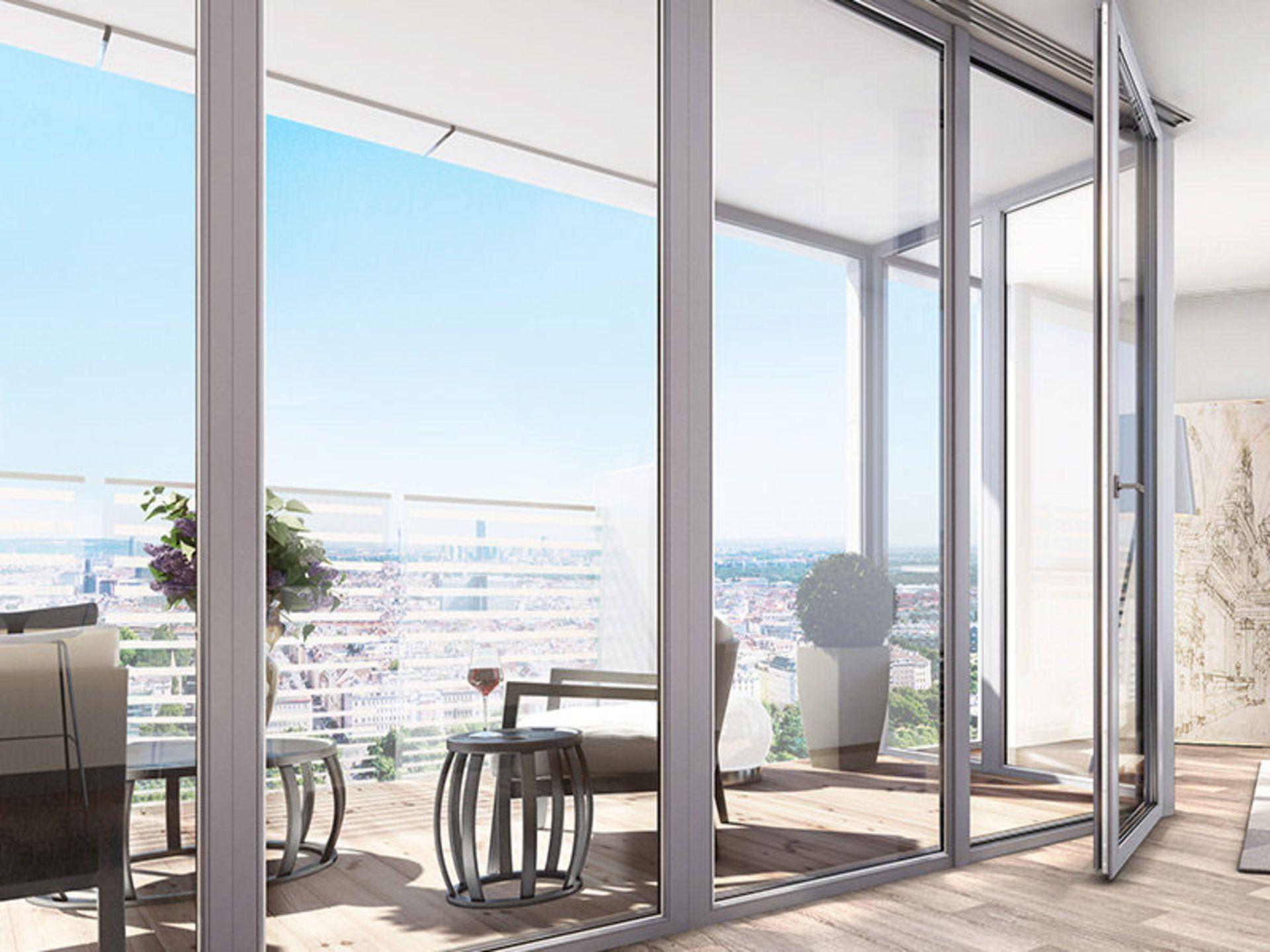 Moderne Eigentumswohnungen nächst Belvedere