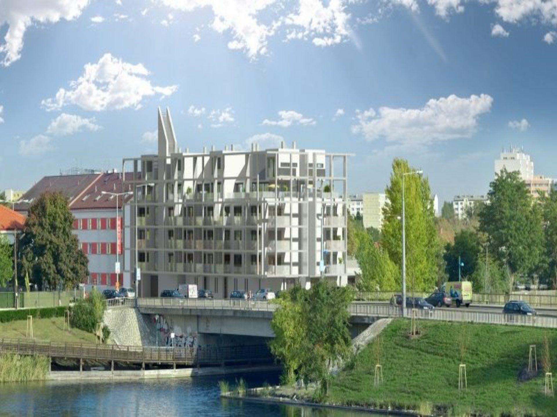 Pier 50 - Wohnen am Wasser - Eigentumswohnungen in 1220 Wien