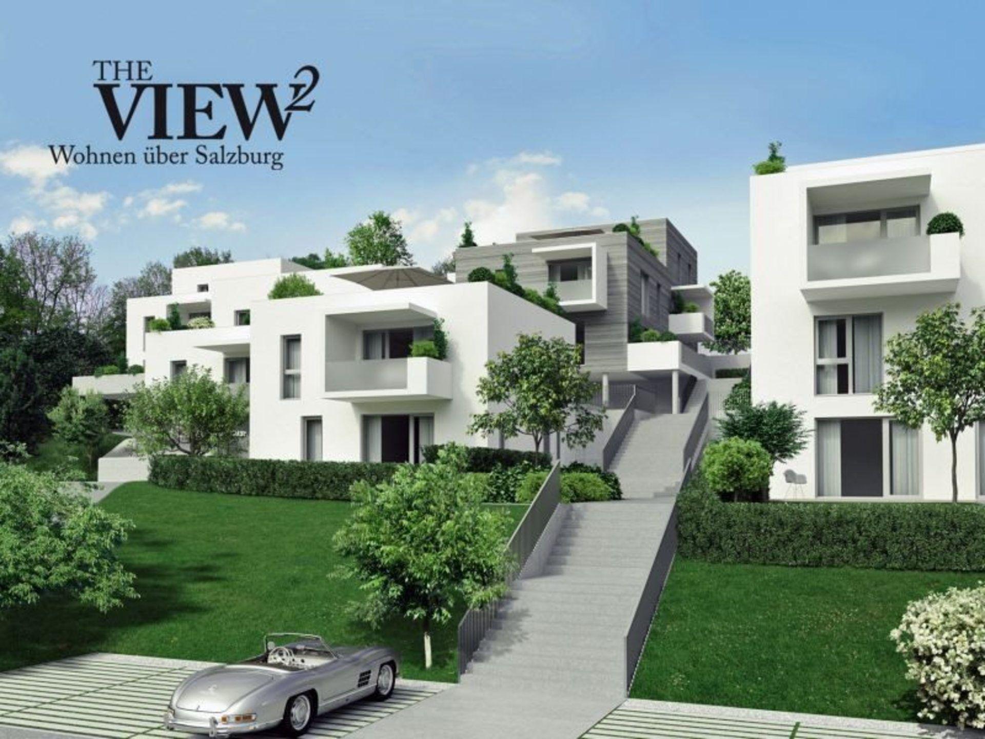 The View² - Wohnen über Salzburg: Eigentumswohnungen im Grünen