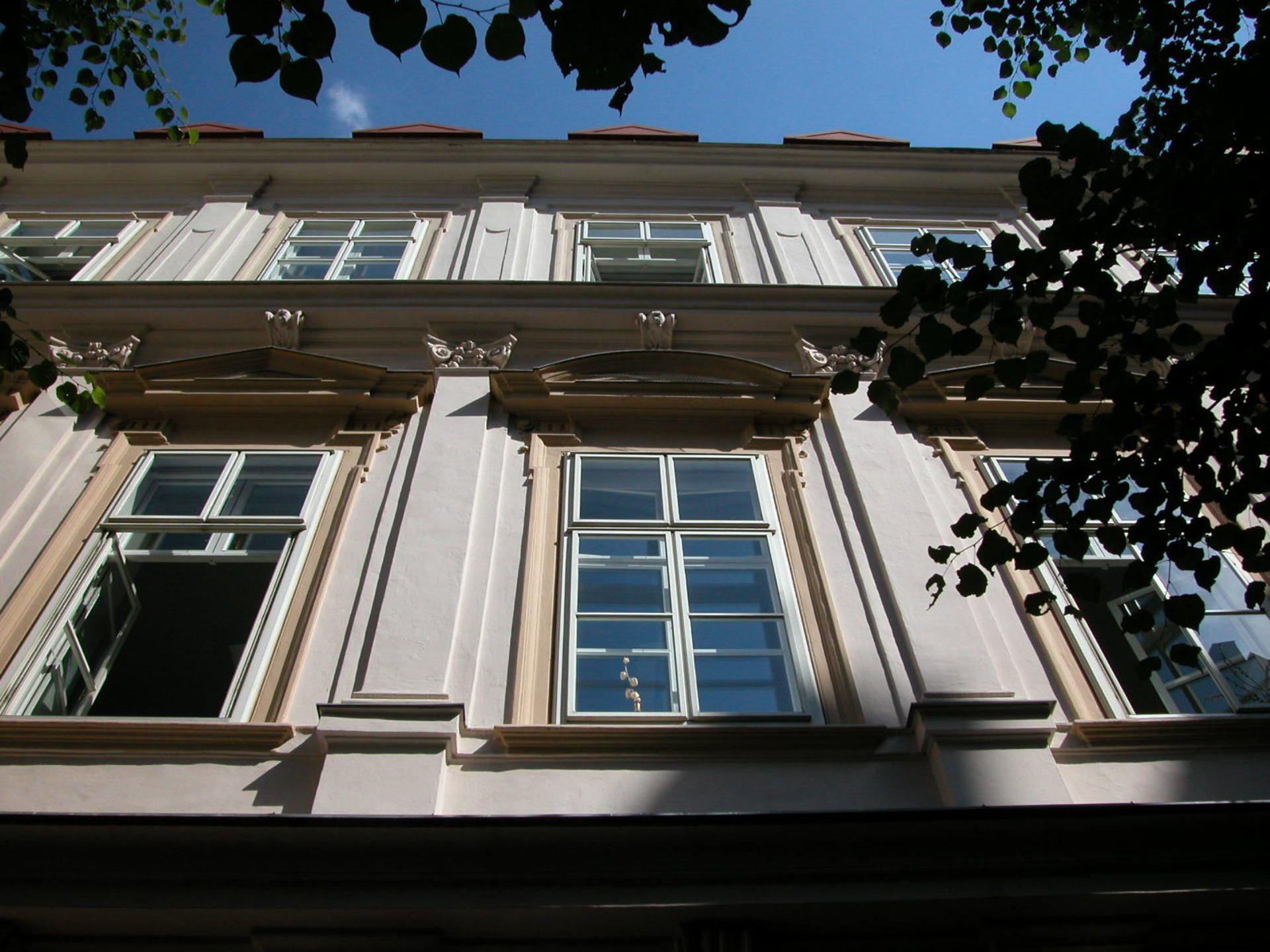 Wallnerstraße 8 - Palais Caprara-Geymüller, 1010 Wien