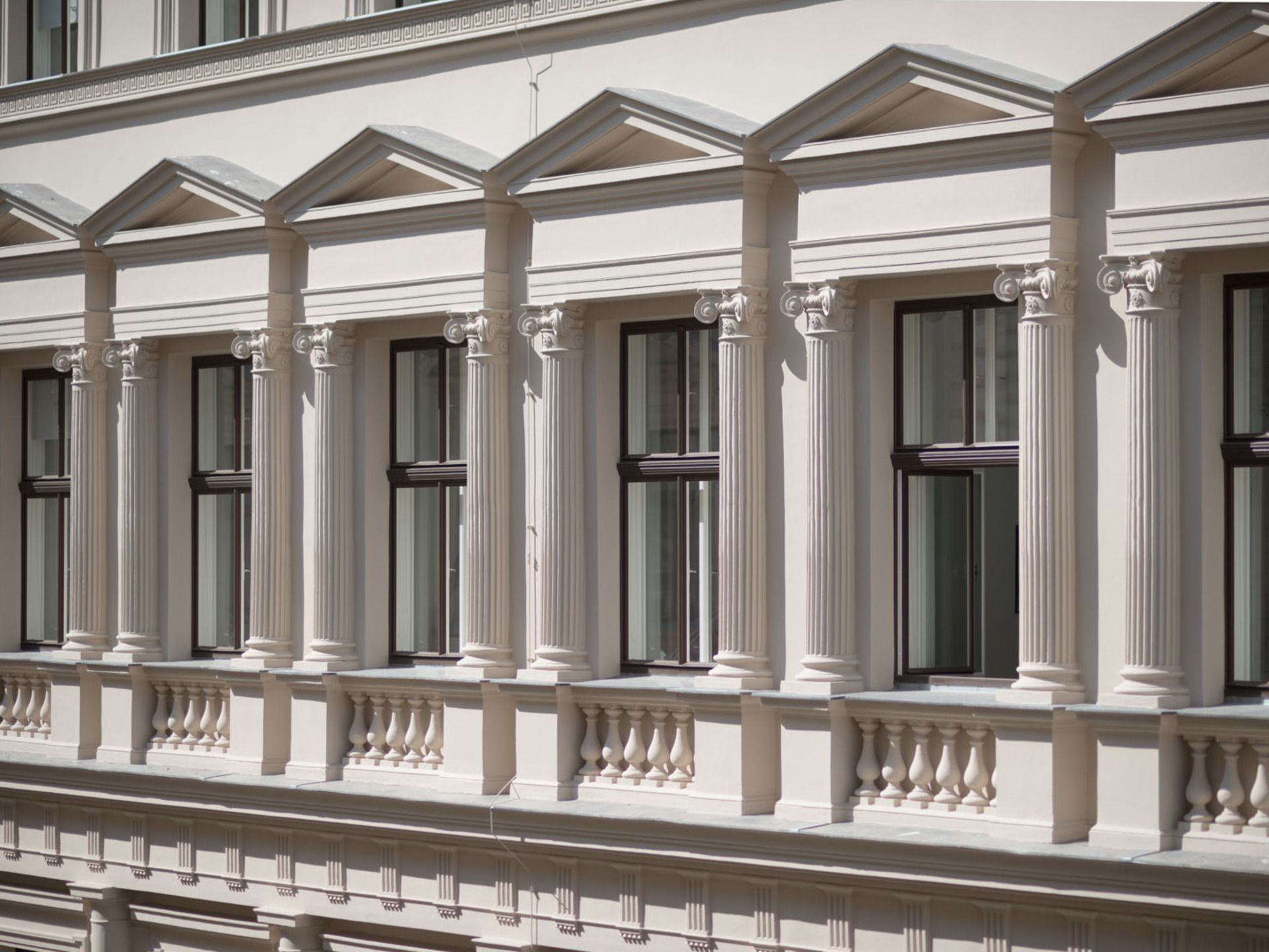 Palais Weihburggasse 30, 1010 Vienna - A modern take on a classic property