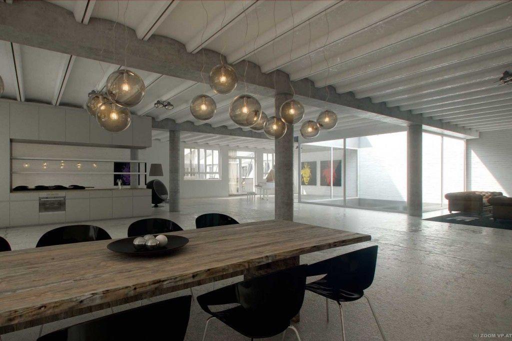 lofts und dachgescho wohnung breitensee. Black Bedroom Furniture Sets. Home Design Ideas